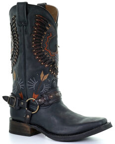 b096fc7463c Men's Harness Boots - Country Outfitter