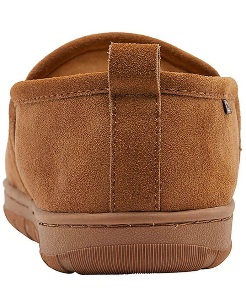 Lamo Footwear Men's Romeo Slippers, Chestnut, hi-res