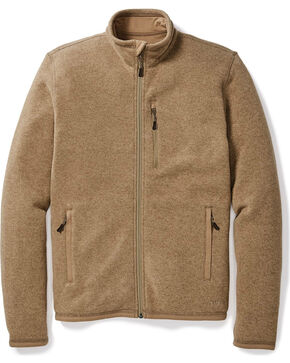 Filson Men's Ridgeway Fleece Jacket, Tan, hi-res
