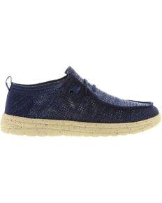 Lamo Women's Michael Lamo-Lite Casual Shoes - Moc Toe, Navy, hi-res