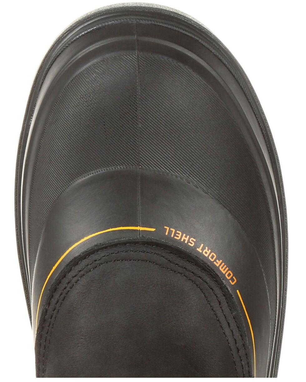 Georgia Boot Men's Muddog Waterproof Work Boots - Round Toe, Black, hi-res