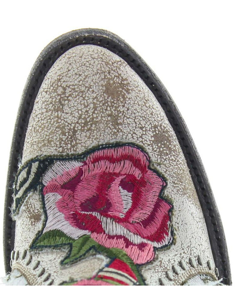 Old Gringo Women's Carla Short Fashion Booties - Round Toe, Taupe, hi-res
