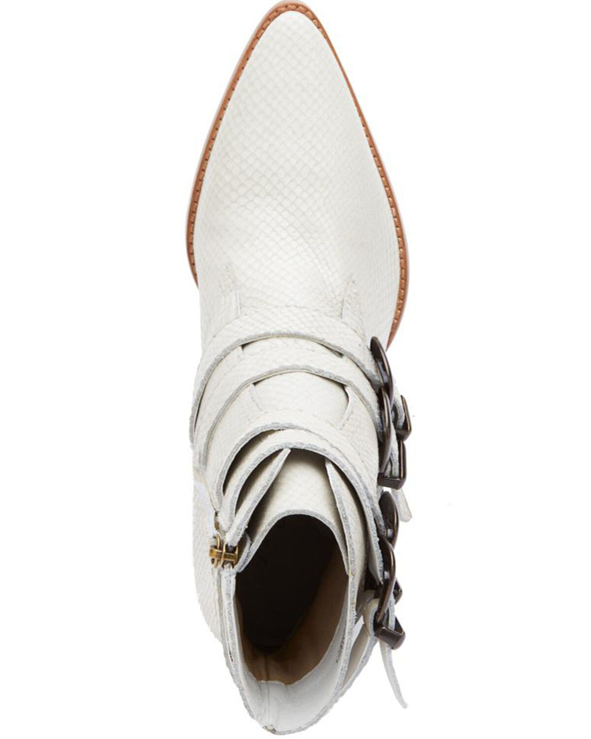 Harvey Fashion Booties - Pointed Toe
