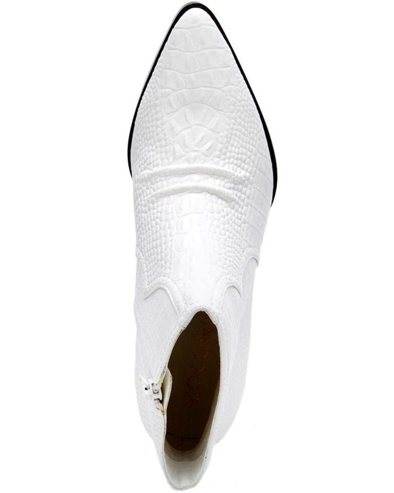 Matisse Women's Devon Fashion Booties - Pointed Toe, White, hi-res