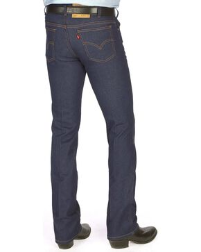 "Levi's Men's 517 Boot Cut Jeans - 44"" Waist, Indigo, hi-res"