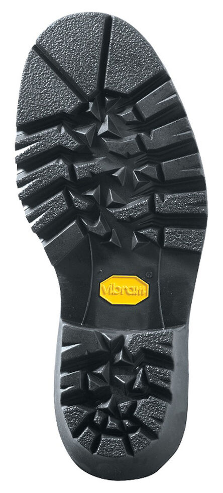 "Chippewa 9"" Insulated Waterproof Super Logger Boots - Steel Toe, Briar, hi-res"