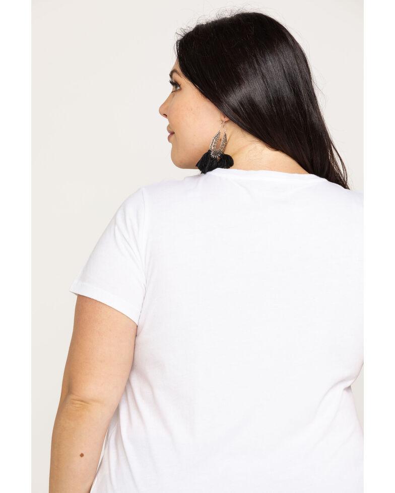 Levi's Women's White Perfect Tee - Plus , White, hi-res