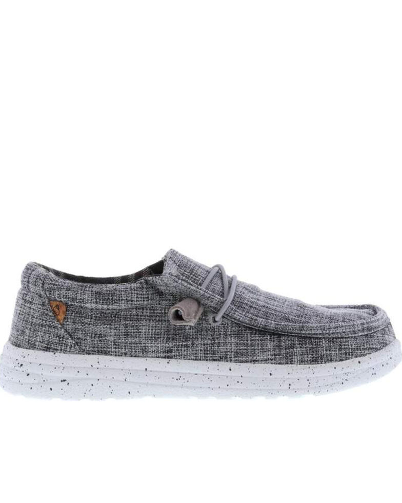 Lamo Footwear Women's Paula Casual Shoes - Moc Toe, Grey, hi-res