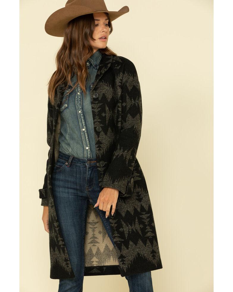 Pendleton Women's Sonora Jacquard Archive Coat, Multi, hi-res