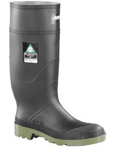 Baffin Men's Petrolia Rubber Boots - Composite Toe, Black, hi-res