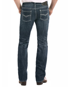 Rock & Roll Cowboy Men's Reflex Revolver Slim Fit Jeans, Dark Blue, hi-res