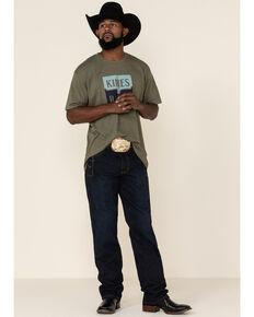 Kimes Ranch Men's Watson Mid Rise Relaxed Bootcut Jeans, Indigo, hi-res