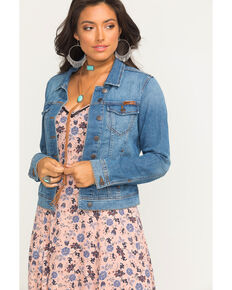 Idyllwind Women's Nashville Trustie Denim Jacket, Blue, hi-res