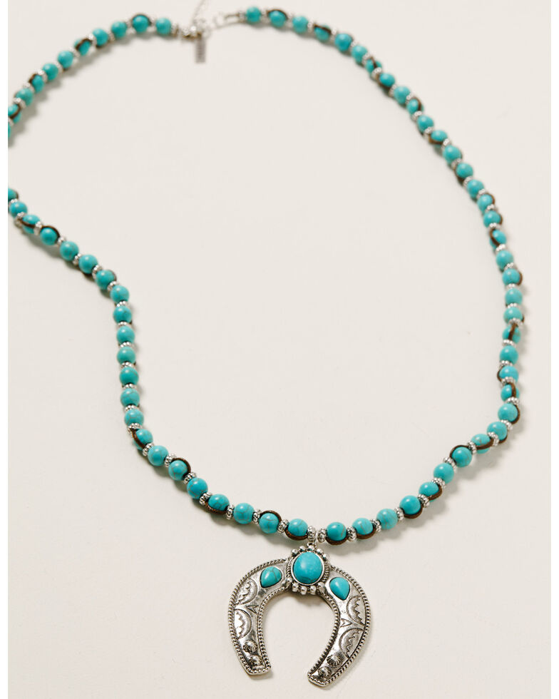 Idyllwind Women's Hey Girl Necklace, Silver, hi-res