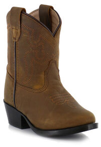 4527980fc36 Cody James Toddler Western Boots - Round Toe