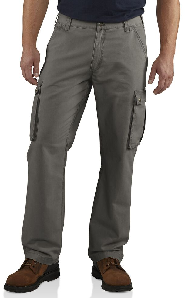 Carhartt Rugged Cargo Pants, Grey, hi-res