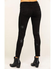 Driftwood Women's Black Jackie Star Jeans, Black, hi-res