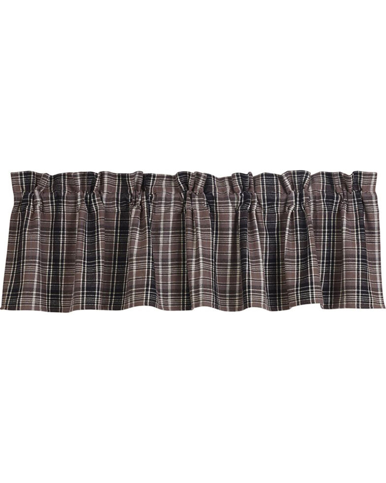 HiEnd Accents Whistler Plaid Valance, Multi, hi-res