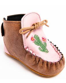e88ca512bc Shyanne Infant Girls' Cactus Moc Shoes - Moc Toe