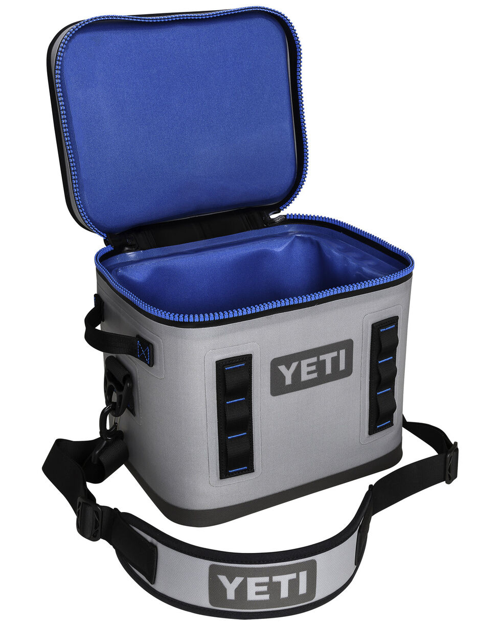 Yeti Grey Hopper Flip 12 Cooler, Grey, hi-res