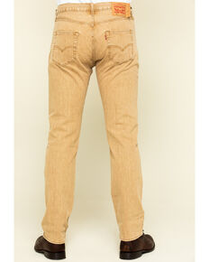 Levi's Men's Tan Desert Woods Original Stretch Straight Leg Jeans , Tan, hi-res