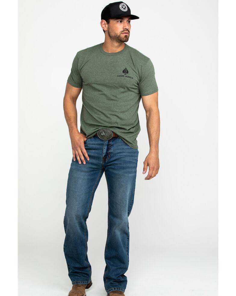 Cody James Men's Spade Graphic T-Shirt , Navy, hi-res