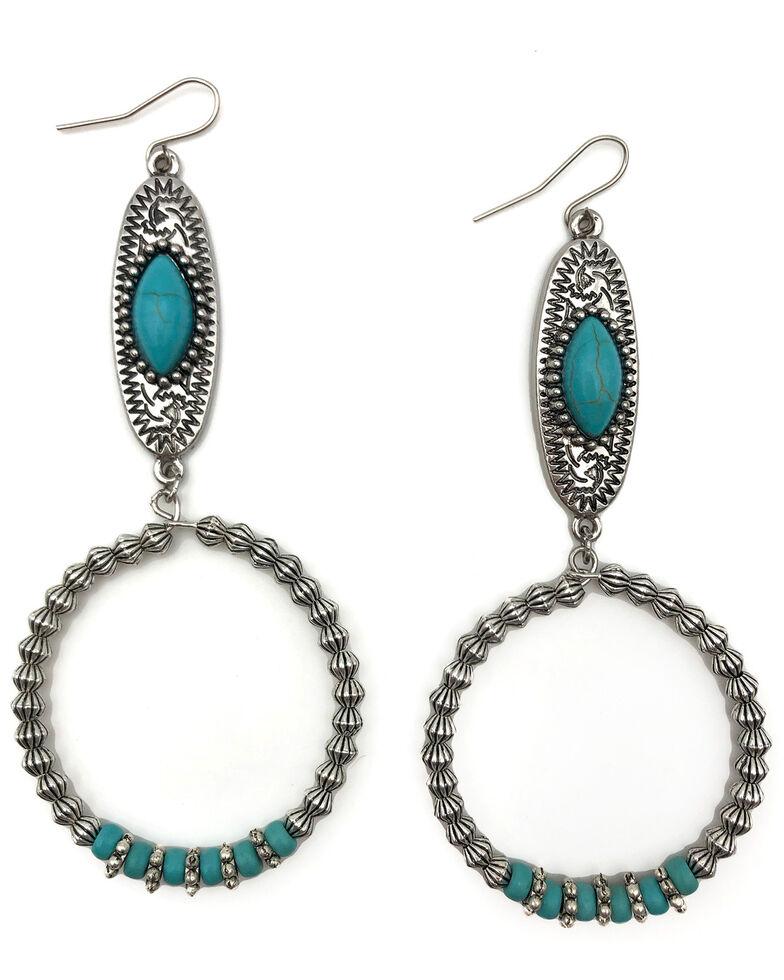 Cowgirl Confetti Women's Gather In Grace Earrings, Silver, hi-res