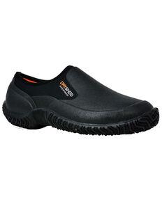 Dryshod Men's Legend Camp Waterproof Outdoor Shoes - Soft Toe, Black, hi-res