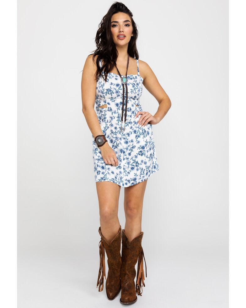 Idyllwind Women's LBC Mini Dress, Ivory, hi-res