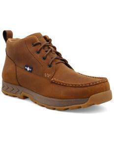 Wrangler Footwear Men's Trail Hiker Boots - Soft Toe, Brown, hi-res