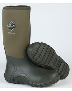 Muck Men's Moss Edgewater Hi Rubber Boots , Moss, hi-res