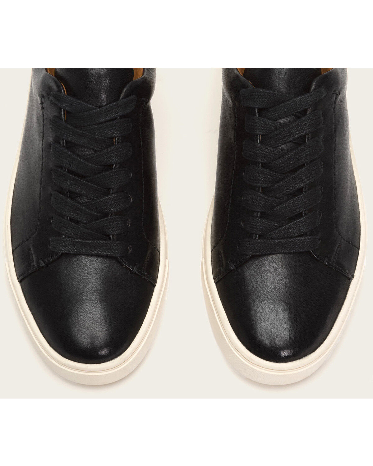 Black Ivy Low Lace Sneakers