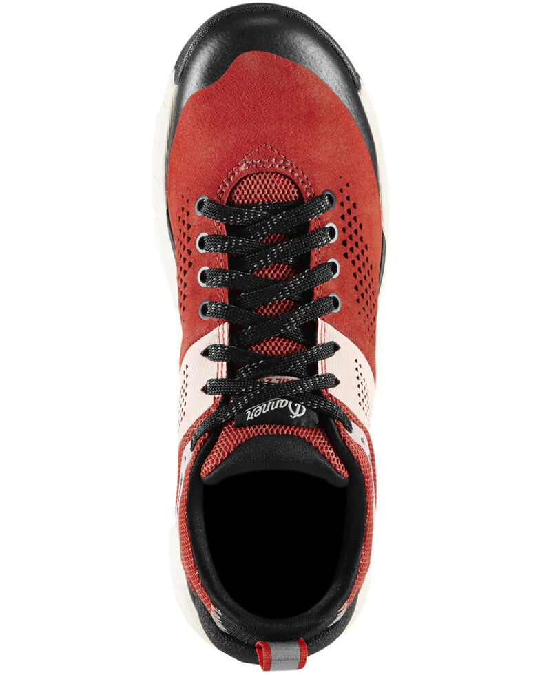Danner Women's Trail 2650 Hiking Shoes - Soft Toe, Red, hi-res