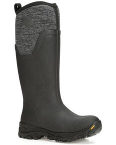 Muck Boots Women's Arctic Ice Rubber Boots - Round Toe, Black, hi-res