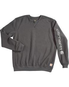 Carhartt Men's Graphic Sleeve Sweatshirt , Black, hi-res