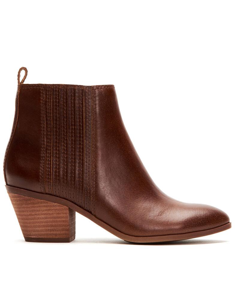 Frye & Co. Women's Jacy Chelsea Fashion Booties, Cognac, hi-res
