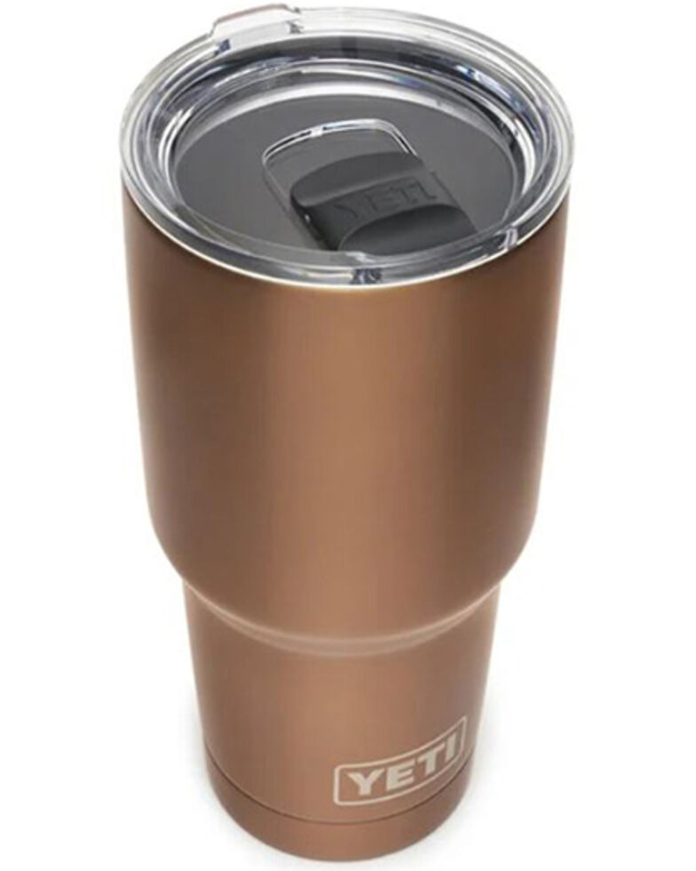 Yeti Rambler 30oz Tumbler Bottle, Rust Copper, hi-res