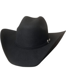 af93f6f93df Bullhide Men s Big Boss 8X Beaver Fur Blend Cowboy Hat