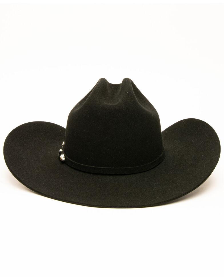 Moonshine Spirit Men's Perfect Storm Felt Hat, Black, hi-res