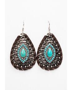 Idyllwind Women's Rebel Earrings, Silver, hi-res