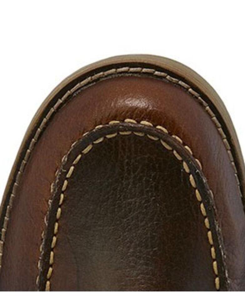 Justin Men's Legacy Sun Oak Boots - Moc Toe, Brown, hi-res