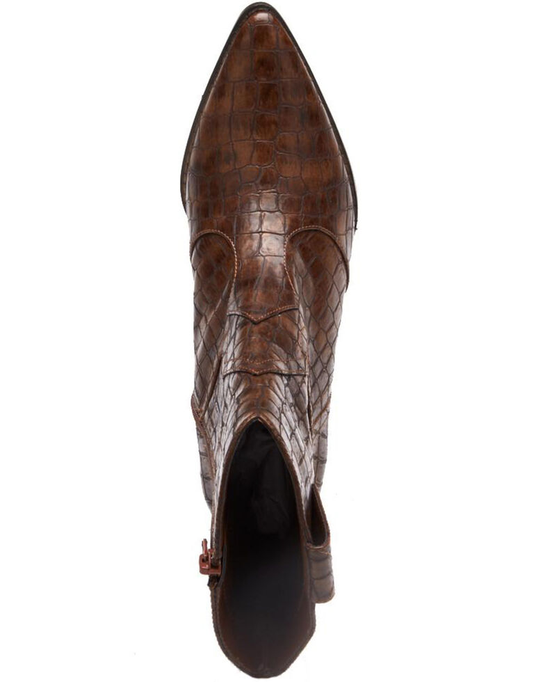 Coconuts by Matisse Women's After Dark Brown Fashion Booties - Meduim Toe, , hi-res