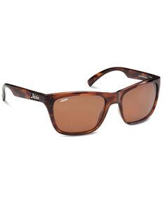 Hobie Woody Satin Tortoise & Copper PC Polarized Sunglasses , Brown, hi-res