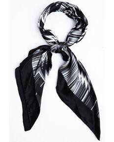 Cody James Men's Silk Black Aztec Bandana , Black, hi-res