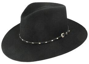 7bb42141deaee Stetson 4X Diamond Jim Fur Felt Cowboy Hat