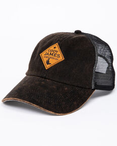 Cody James Men's Badge Snapback Cap, Black, hi-res