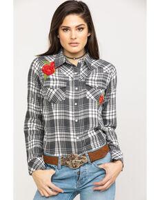 Ariat Women's R.E.A.L. Beauty Long Sleeve Western Shirt, Multi, hi-res