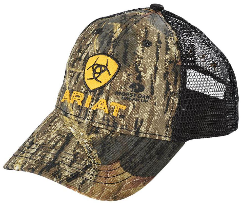 Ariat Mossy Oak Baseball Cap, Camouflage, hi-res