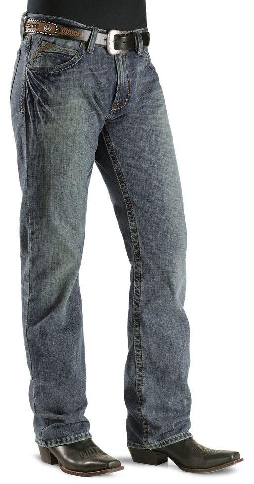 Ariat Denim Jeans - M4 Scoundrel Relaxed Fit, Scoundrel, hi-res