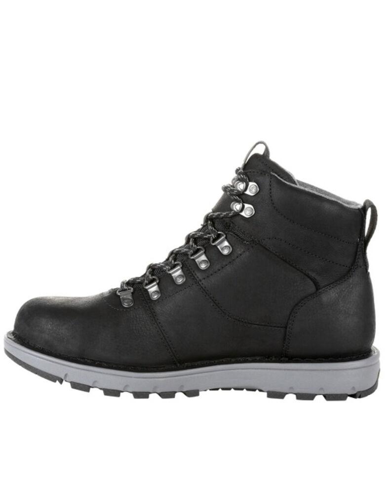 Rocky Men's Legacy 32 Waterproof Outdoor Boots - Soft Toe, Black, hi-res